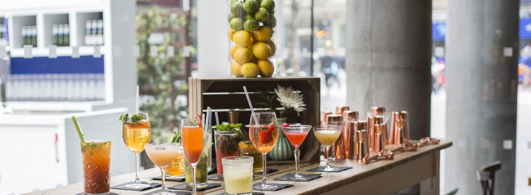 cocktail classes at home NYC