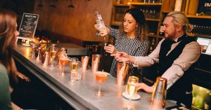 mixology class for couples NYC